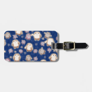We're not fat, just Adipose Luggage Tag
