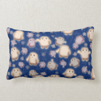 We're not fat, just Adipose Throw Pillow