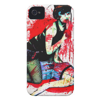 We're Only Gonna Die - Zombie Horror Portrait Case-Mate iPhone 4 Case