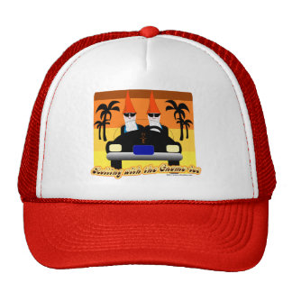 Were Rolling with the Gnom-ies Trucker Hat