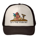 We're THE FUGAWI - Two Tone Cap Trucker Hat