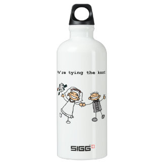 We're Tying the Knot SIGG Traveler 0.6L Water Bottle