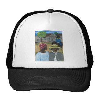 Were You Really A Soldier Miss Williams Mesh Hat