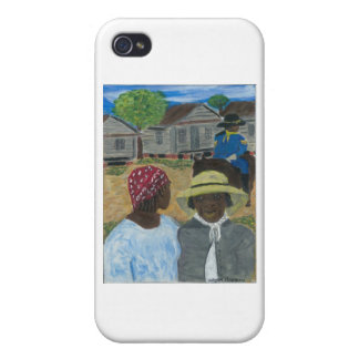 Were You Really A Soldier Miss Williams iPhone 4 Cover