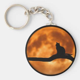 Werecat Keychain