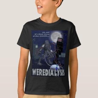 Weredialysis Playeras