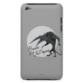 Wererat: Beware of the Full Moon Barely There iPod Covers
