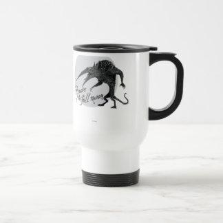 Wererat Guárdese de la Luna Llena Tazas De Café
