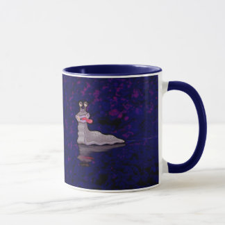 WereSlug Mug - dark blue & purple