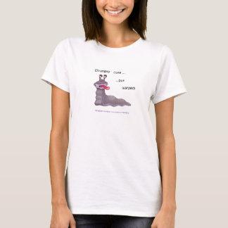 WereSlug Strangely cute but warped - t-shirt