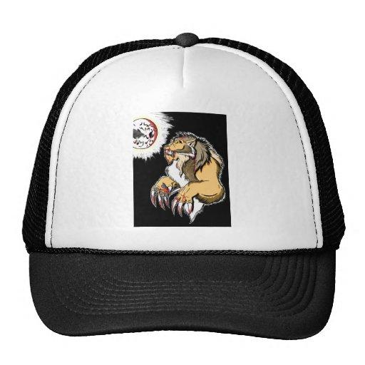 Werewolf 2 trucker hats