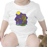 Werewolf and Son Infant Creeper Baby Bodysuit