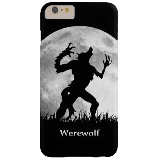 Werewolf at the Full Moon Cool and Unique Barely There iPhone 6 Plus Case