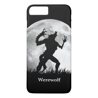 Werewolf at the Full Moon Cool and Unique iPhone 7 Plus Case