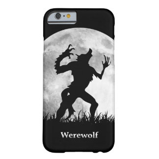Werewolf at the Full Moon - Cool Halloween Barely There iPhone 6 Case