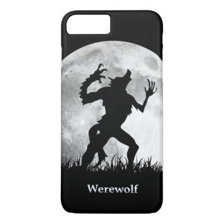 Werewolf at the Full Moon - Cool Halloween iPhone 7 Plus Case