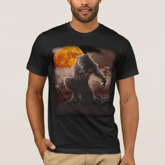 Werewolf Blood Moon T-Shirt
