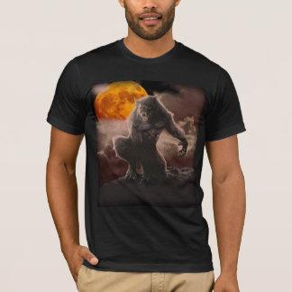Werewolf Blood Moon T-Shirt