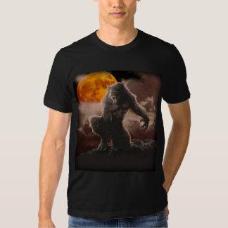 Werewolf Blood Moon Tee Shirt