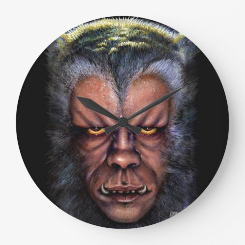 Werewolf Curse Clocks