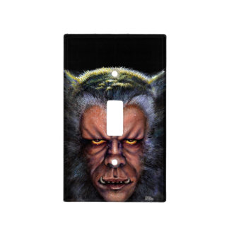 Werewolf Curse Light Switch Cover