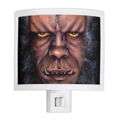 Werewolf Curse Night Light
