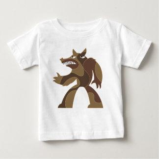 Werewolf Dude Baby T-Shirt