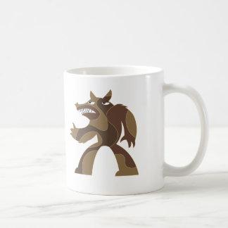 Werewolf Dude Coffee Mugs