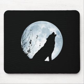 Werewolf Full Moon Mousepad