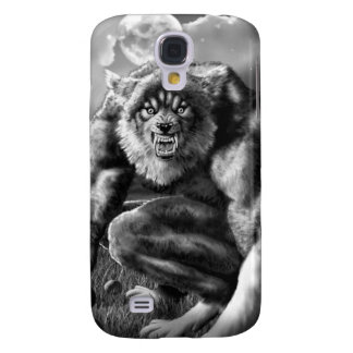 werewolf galaxy s4 cover