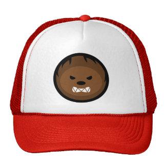 Werewolf Halloween Cap Hats