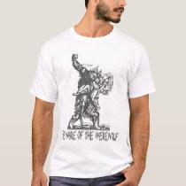 Werewolf Halloween T-Shirt