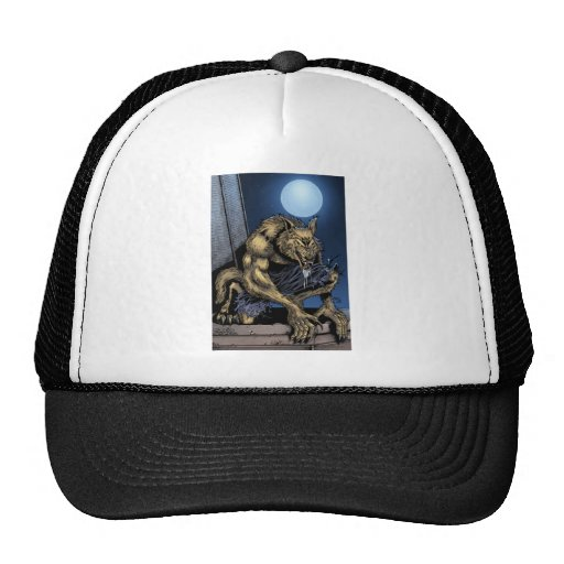 Werewolf Mesh Hats
