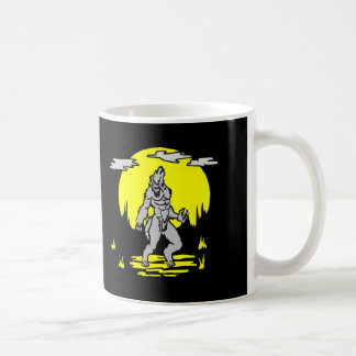 Werewolf Howling at the Full Moon Coffee Mug