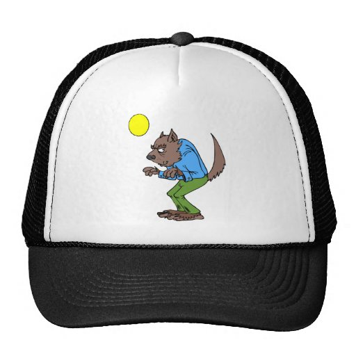 Werewolf Hunt Mesh Hats
