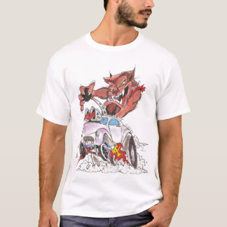 Werewolf in a Willys T-Shirt