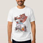 Werewolf in a Willys Tee Shirt