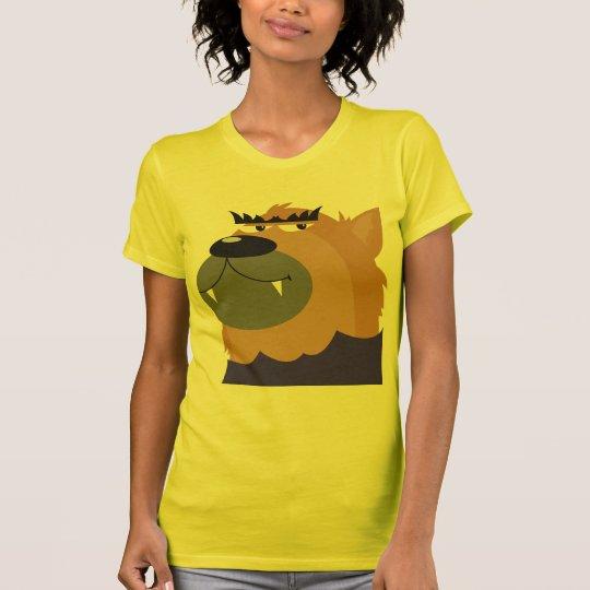 Werewolf Ladies Petite T-Shirt