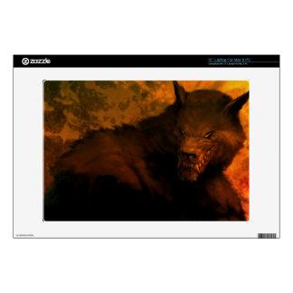 Werewolf Laptop Skin