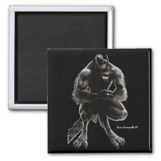 Werewolf Magnet