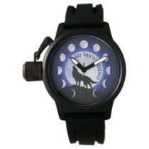 Werewolf Moon Phase Bad Moon Watch