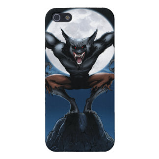 Werewolf phone cover