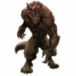 'Werewolf' PhotoSculpture/Cut outs Cutout