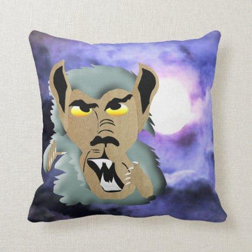 Werewolf Pillow