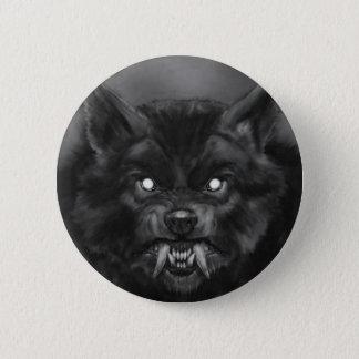 Werewolf Pin/Button Pinback Button