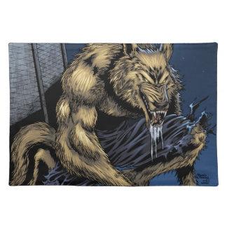Werewolf Place Mats