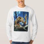 Werewolf Shaman Of The Forrest T Shirts
