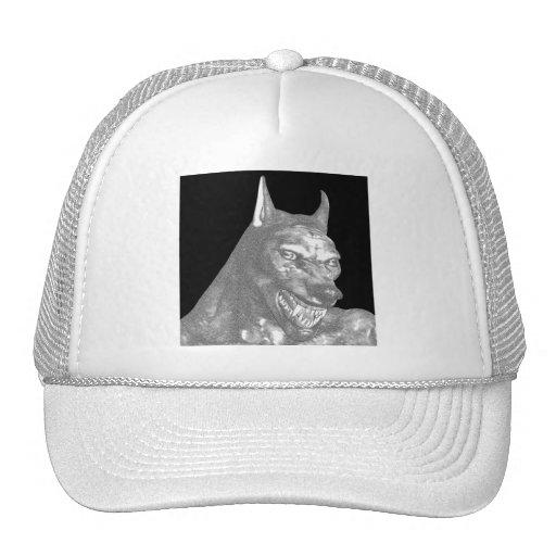 Werewolf snarl mesh hats