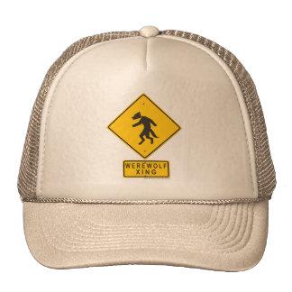 Werewolf XING Hat
