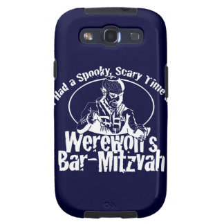 Werewolf's Bar-Mitzvah Phone Case Samsung Galaxy S3 Cover